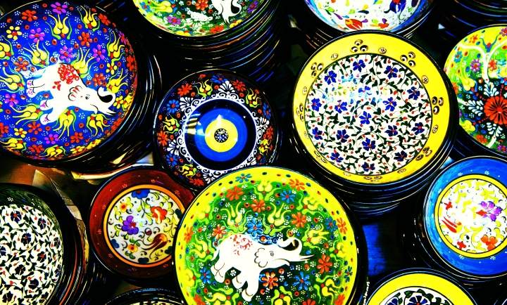 Turkish Ceramics © and created by Sammsky